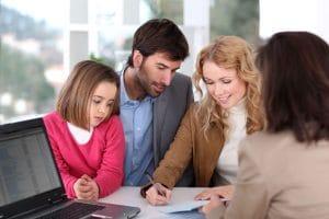 Банковские услуги для семьи